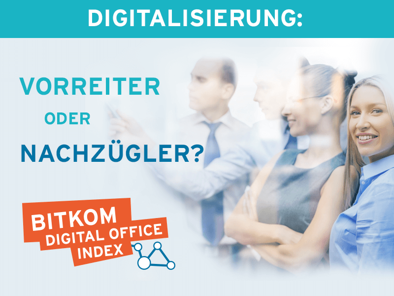 Digitalisierung: Benchmark Bitkom DOI